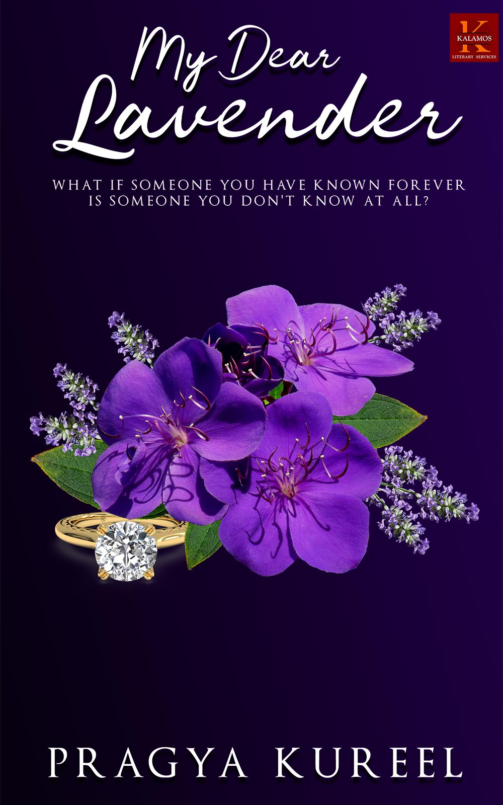 My Dear Lavender By Pragya Kureel