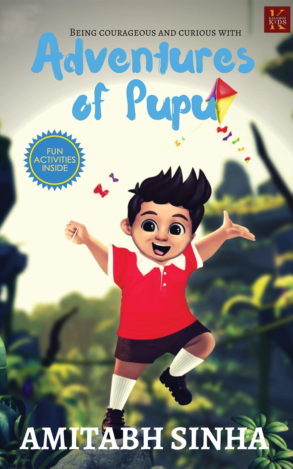 Adventures of Pupu By Amitabh Sinha