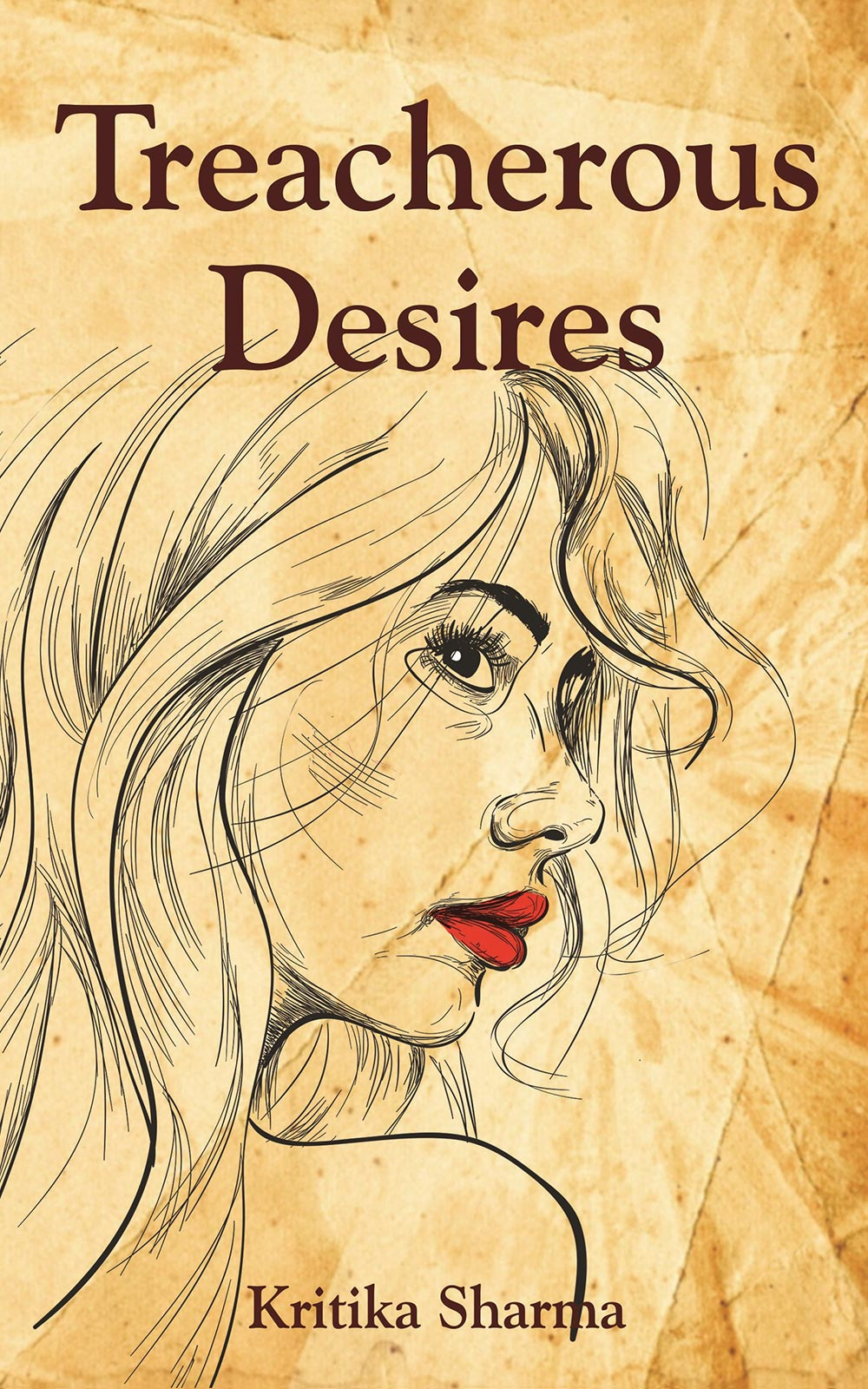 Treacherous Desires By Kritika Sharma